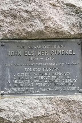 Great Lakes Concrete Restorations gunkel cobblestone pyramid project