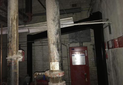 Great Lakes Concrete Restoration Lasalle structural support intallation