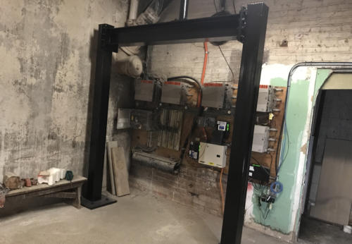 Great Lakes Concrete Restoration Lasalle finished structural support repair