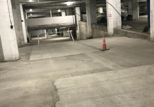 Great Lakes Concrete Restoration Garage Floor 3