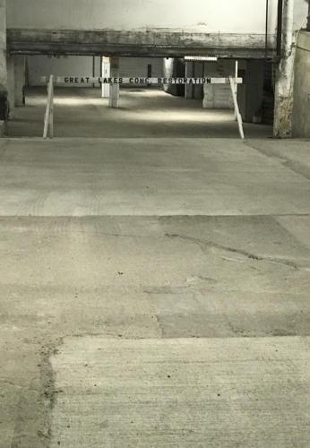 Great Lakes Concrete Restoration Garage Floor Repair 3