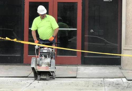 Great Lakes Concrete Restoration LaSalle Front 3