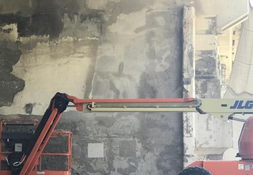 Great Lakes Concrete Restoration MLK Bridge coating 2021