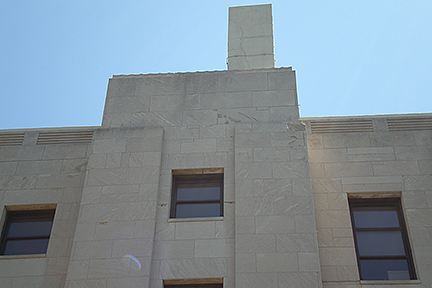 Erie County Courthouse Elevation 3 (1)