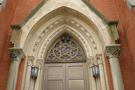 Fremont Church Sandstone North Elevation 3 (1)