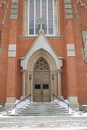 Fremont Church Sandstone North Elevation 6 (1)