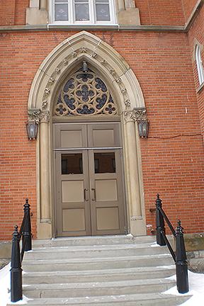 Fremont Church Sandstone North Elevation 7 (1)