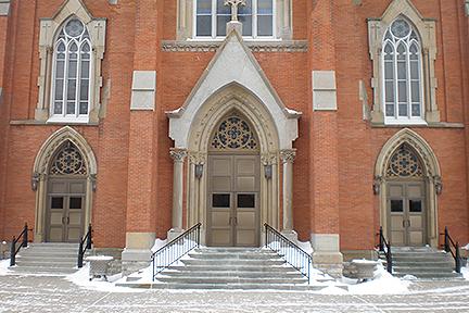 Fremont Church Sandstone North Elevation 8 (1)