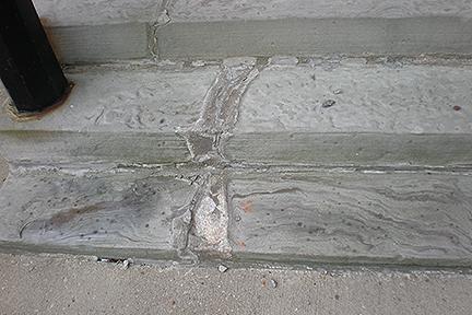 Fremont Church Sandstone North Treads 4 (1)