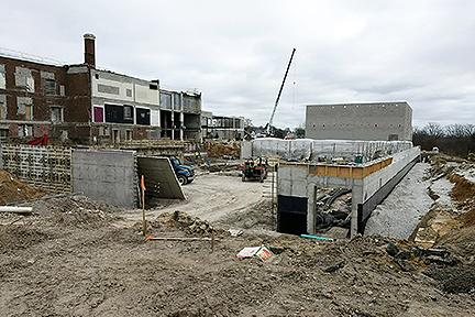 GLCR Below grade waterproofing Rossford construction sealer toledo