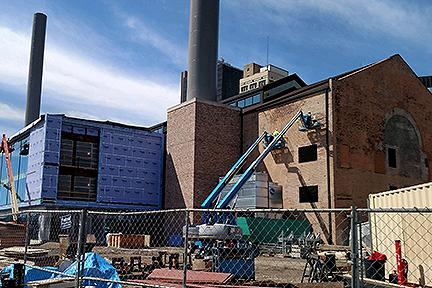 GLCR Steam powerplant restoration in progress (1)