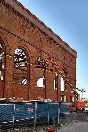 GLCR Steam powerplant restoration window arch (1)