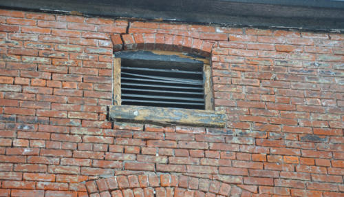 Great Lakes Concrete Restoration Monroe St Downtown Toledo Building window