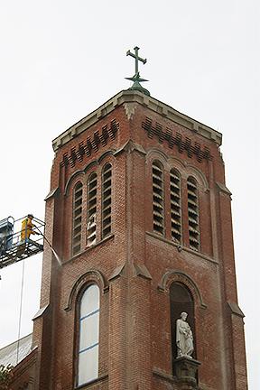 St Joseph Church tower window 9 (1)